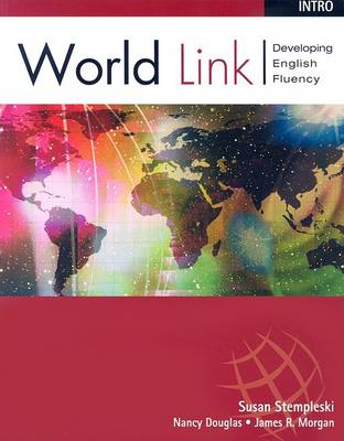 World Link: Intro Book: Developing English Fluency (Paperback)