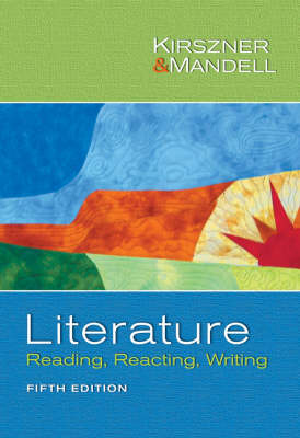 Literature: with Lit21 CD-ROM: Reading, Reacting, Writing