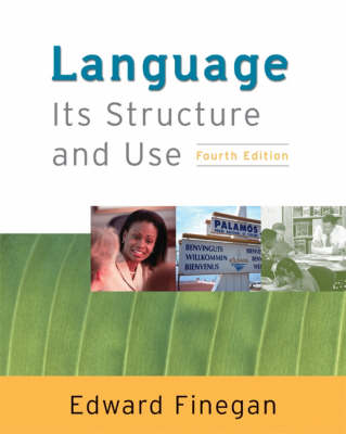 Language: Its Structure and Use (Paperback)