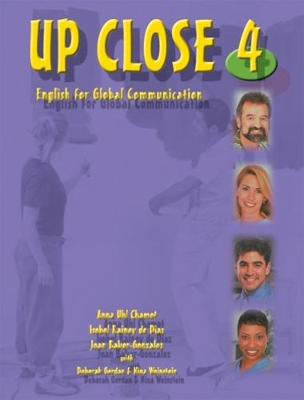 Up Close 4: English for Global Communication (with Audio CD)