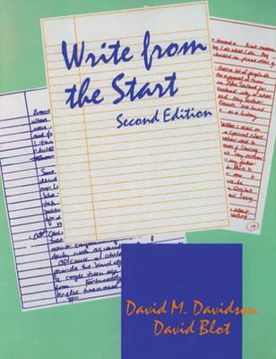 Write from the Start (Paperback)
