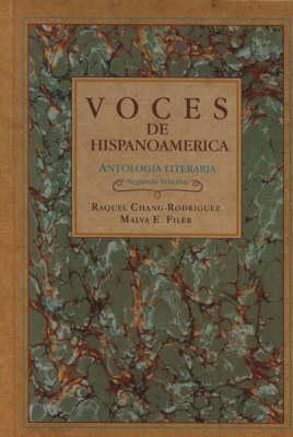 Voces De Hispanoamerica (Hardback)