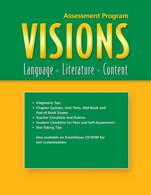 Visions: Assessment Program Level A (Paperback)