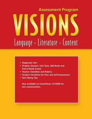 Visions: Visions Level B-Assess Pkg Assessment Program Level B (Paperback)