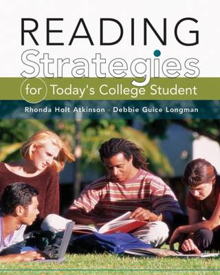 Reading Strategies for Today's College Student (Paperback)
