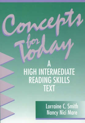 Concepts for Today Intl Ed (Paperback)