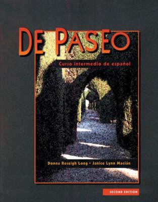 De Paseo (Paperback)