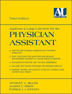 Appleton & Lange's Review for the Physician Assistant (Paperback)