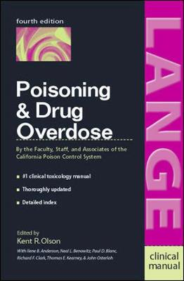 Poisoning & Drug Overdose (Spiral bound)