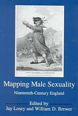 Mapping Male Sexuality: 19th Century England (Hardback)
