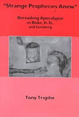 Strange Prophecies Anew: Reading Apocalypse in Blake, H.D.and Ginsberg (Hardback)