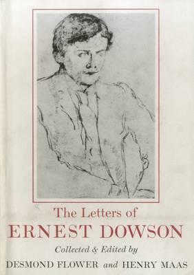 Letters E Dowson (Hardback)