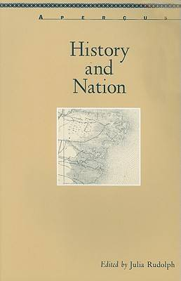History and Nation (Paperback)