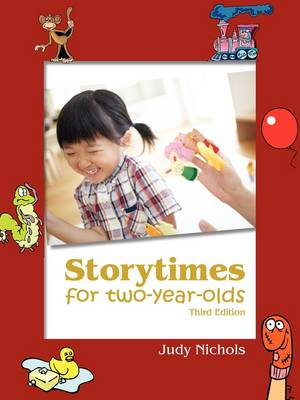 Storytimes for Two-year-olds (Paperback)