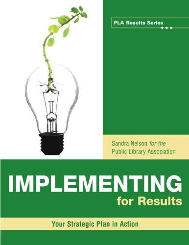 Implementing for Results - PLA Results Series (Paperback)