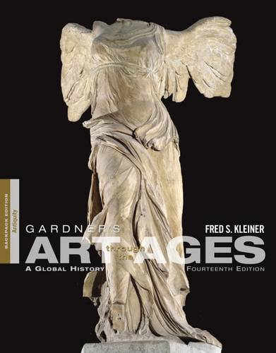Gardner's Art through the Ages: Backpack Edition, Book A (with CourseMate Printed Access Card)