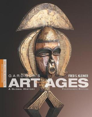Gardner's Art through the Ages: Backpack Edition, Book F (with CourseMate Printed Access Card)