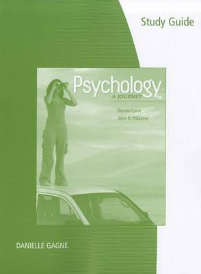Study Guide for Coon/Mitterer's Psychology: A Journey (Paperback)