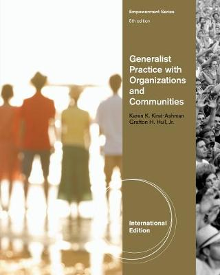 Generalist Practice with Organizations and Communities, International Edition (Paperback)