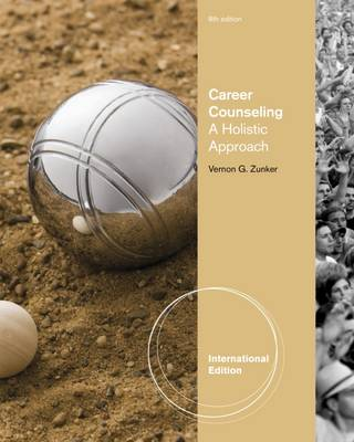 Career Counseling: A Holistic Approach (Paperback)