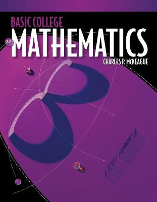 Basic College Mathematics: A Text/Workbook (Paperback)