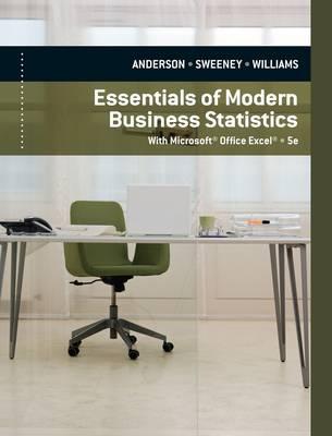 Essentials of Modern Business Statistics