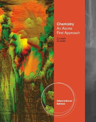 Chemistry: An Atoms First Approach, International Edition (Paperback)
