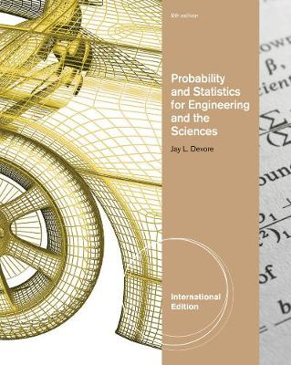 Probability and Statistics for Engineering and the Sciences, International Edition (Paperback)
