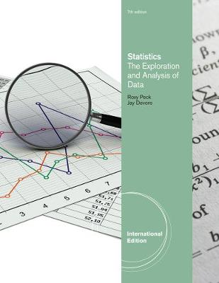 Statistics: The Exploration & Analysis of Data, International Edition (Paperback)