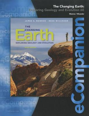 Ecompanion for the Changing Earth: Exploring Geology and Evolution (Paperback)