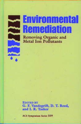 Environmental Remediation: Removing Organic and Metal Ion Pollutants - ACS Symposium Series 509 (Hardback)