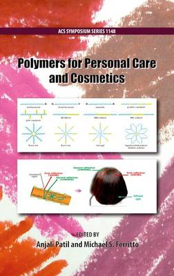 Polymers for Personal Care and Cosmetics - ACS Symposium Series (Hardback)