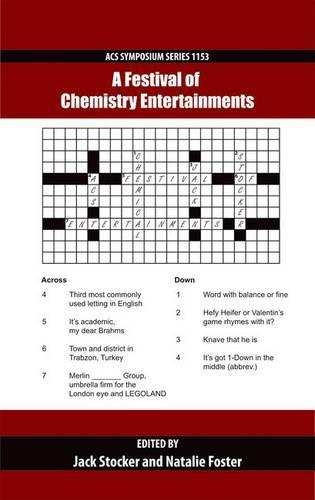 A Festival of Chemistry Entertainments - ACS Symposium Series (Hardback)