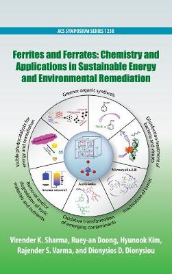 Ferrites and Ferrates: Chemistry and Applications in Sustainable Energy and Environmental Remediation - ACS Symposium Series (Hardback)