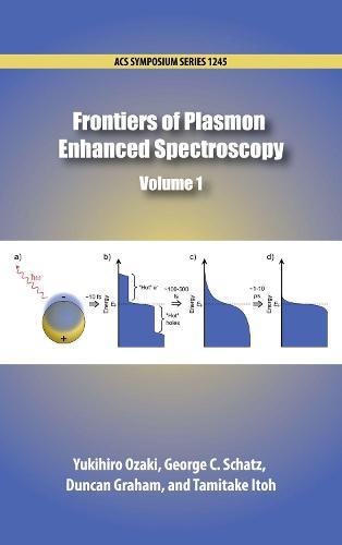 Frontiers of Plasmon Enhanced Spectroscopy Volume 1 - ACS Symposium Series (Hardback)