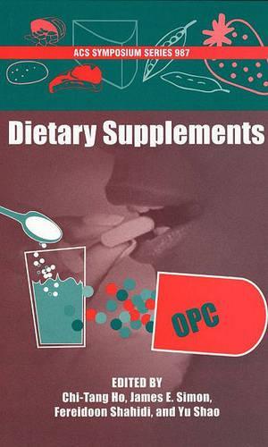 Dietary Supplements - ACS Symposium Series (Hardback)