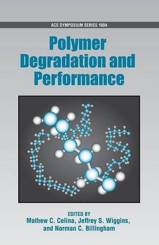 Polymer Degradation and Performance - ACS Symposium Series 1004 (Hardback)