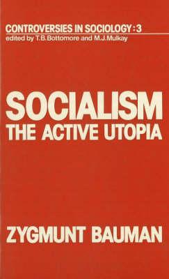 Socialism: The Active Utopia (Paperback)