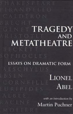 Tragedy and Metatheatre (Paperback)
