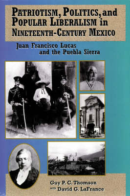 Patriotism, Politics, and Popular Liberalism in Nineteenth-Century Mexico: Juan Francisco Lucas and the Puebla Sierra - Latin American Silhouettes (Paperback)