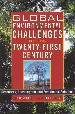 Global Environmental Challenges of the Twenty-First Century: Resources, Consumption, and Sustainable Solutions - The World Beat Series (Paperback)