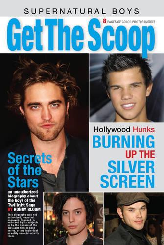 Supernatural Boys - Get the Scoop (Paperback)
