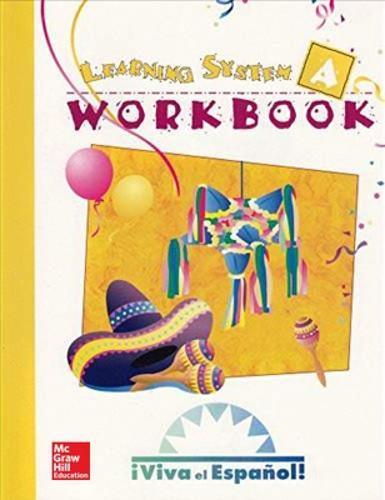 Viva el Espanol: Workbook Teacher's Edition - VIVA EL ESPANOL (Paperback)