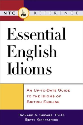 Essential English Idioms - McGraw-Hill ESL References (Paperback)