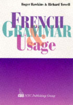 French Grammar Usage (Paperback)