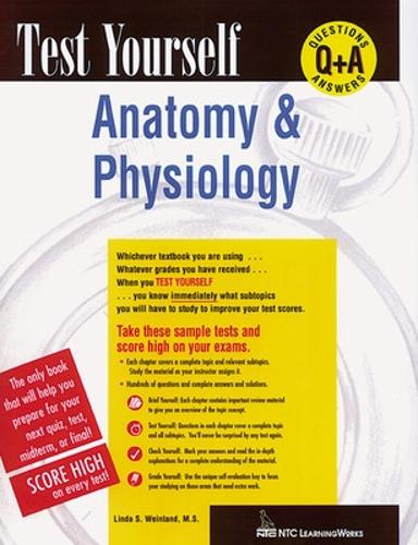 Test Yourself: Anatomy & Physiology (Paperback)