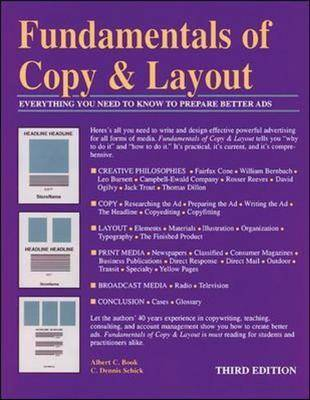 Fundamentals of Copy and Layout (Paperback)