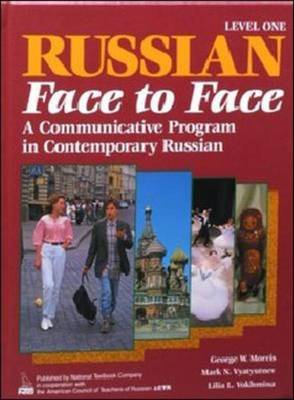 Russian Face to Face: Bk. 1 (Hardback)