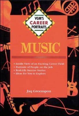 Music - VGM's Career Portraits (Hardback)
