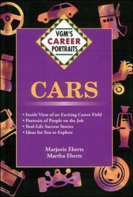 Cars - VGM's Career Portraits (Hardback)